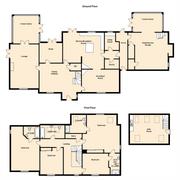 Floorplan 1 of 1 for 1 Oak Tree Close