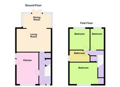 Floorplan 1 of 1 for 21 Abbotts View