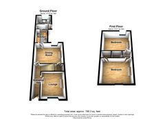 Floorplan 1 of 2 for 16 Elliott Street