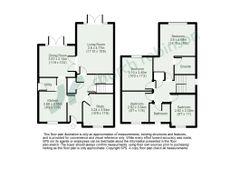 Floorplan 1 of 1 for 6 Cedar Close