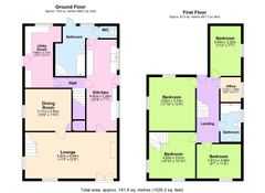Floorplan 1 of 1 for 2 Station Road