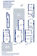 Floorplan 1 of 1 for 145 Jerningham Road