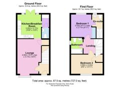 Floorplan 1 of 1 for 31 Bowling Hill Business Park, Quarry Road