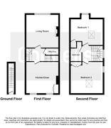 Floorplan 1 of 1 for 73b Wilton Road