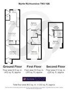 Floorplan 1 of 1 for 27 Myrtle Road