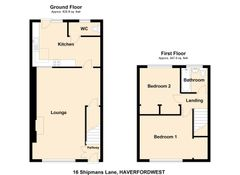 Floorplan 1 of 1 for 16 Shipmans Lane