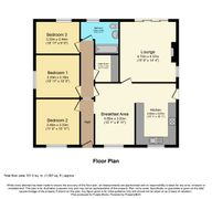 Floorplan 1 of 1 for Chimo, Rectory Road