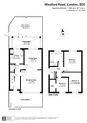 Floorplan 1 of 1 for 1a Winsford Road