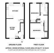 Floorplan 1 of 1 for 1b Helford Street