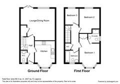 Floorplan 1 of 1 for 28 Coe's Green