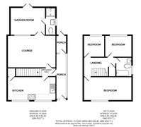 Floorplan 1 of 2 for 28 Neville Road