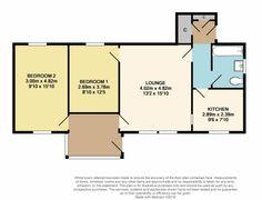 Floorplan 2 of 2 for Casa Giri, North Laurieknowe Place