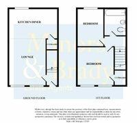 Floorplan 1 of 1 for 3 Kirkley Terrace, Granville Road