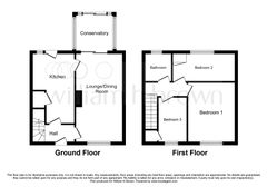 Floorplan 1 of 2 for 60 Swale Drive
