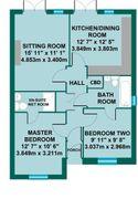 Floorplan 1 of 1 for 2 Little Field Court, Green Lane
