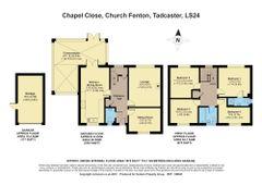 Floorplan 1 of 1 for 11 Chapel Close