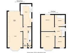 Floorplan 1 of 2 for 159 Warley Road