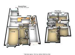 Floorplan 1 of 1 for 146 Rhuddlan Road