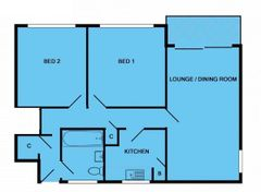 Floorplan 1 of 1 for 83 Shustoke Road