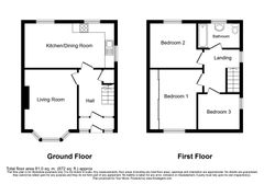 Floorplan 1 of 1 for 14 Larchwood Grove