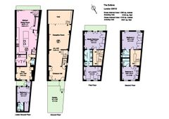 Floorplan 1 of 1 for 24a The Boltons