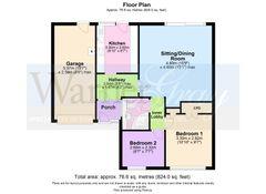 Floorplan 1 of 1 for 28 Haffenden Road