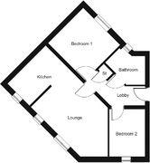 Floorplan 1 of 1 for Old Crow Hall Lane