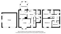 Floorplan 1 of 1 for 53 Braithwell Road