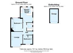 Floorplan 1 of 1 for 32 Ruskin Drive