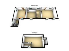 Floorplan 1 of 1 for Brynteg,