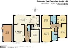 Floorplan 1 of 1 for 5 Parkwood Way