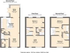 Floorplan 1 of 1 for 16 Rose Hill Drive