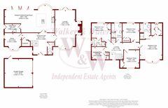 Floorplan 1 of 1 for 3 Wright Close