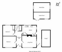 Floorplan 1 of 1 for 7 Footlands Close