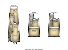 Floorplan 1 of 1 for 17 Gladstone Road