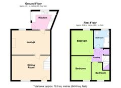 Floorplan 1 of 1 for 88