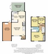 Floorplan 1 of 1 for 4 The Rampart, Lower Buckland Road