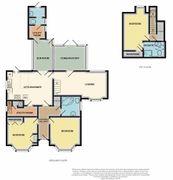 Floorplan 1 of 2 for Nor Mon, Tan Lane