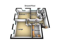 Floorplan 1 of 1 for 67 Gelli Rhedyn