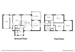 Floorplan 1 of 1 for 6 Cutting Lane