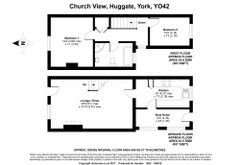 Floorplan 1 of 1 for 2 Church View