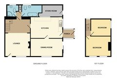 Floorplan 1 of 1 for 13 Edgcumbe Road