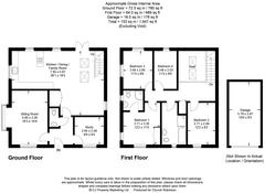 Floorplan 1 of 1 for 10 Cedar Close