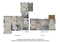 Floorplan 2 of 2 for 12 Ellerslie Road