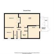 Floorplan 1 of 1 for 7 Hyfrydle