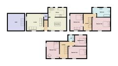 Floorplan 1 of 1 for 16 Clarence Street
