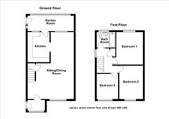 Floorplan 1 of 1 for 5 Gorse Way