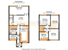 Floorplan 1 of 1 for 20 Pinewood Avenue