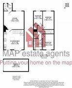 Floorplan 1 of 1 for 2, Billy Brays Mews, Albion Row