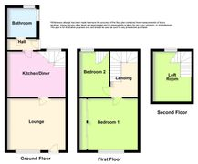 Floorplan 1 of 1 for 9 Freshbrook Road